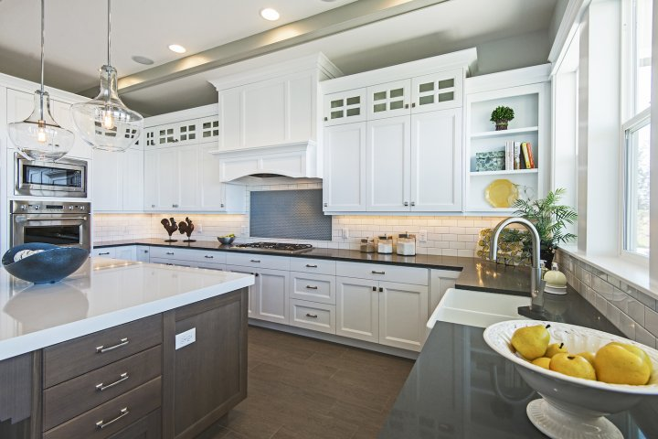 Endless kitchen possibilities with rainey homes media for Rainey homes