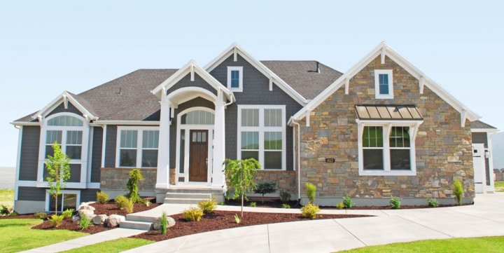 We build homes the way we would for our families media for Rainey homes